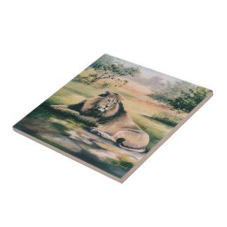 El rey Lion Tile Tejas