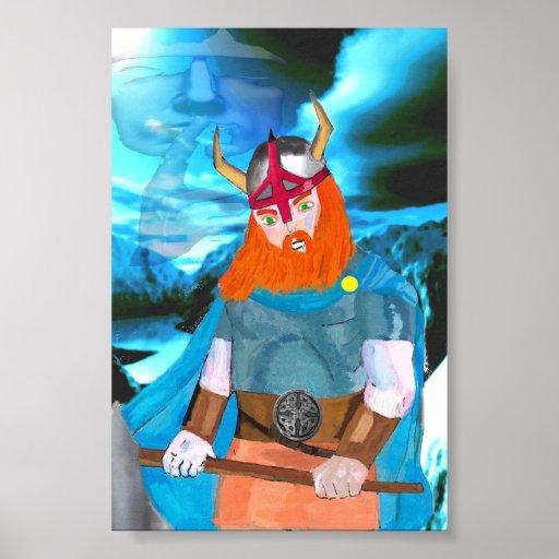El rey Of Winter Póster