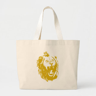 El rey Speaks del león Bolsa
