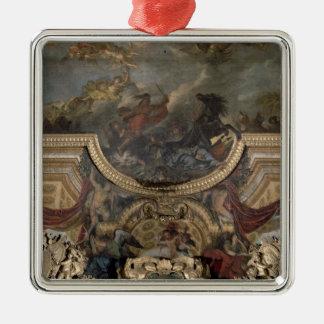 El rey Taking Maestricht en trece días Ornaments Para Arbol De Navidad