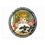 El rey y la empanada postal