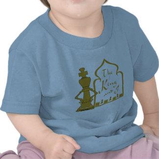 El rey y-Yo, la camiseta del ajedrez, Ingenio-t-ca