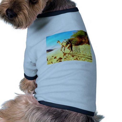 El rezo de la serenidad ropa de mascota