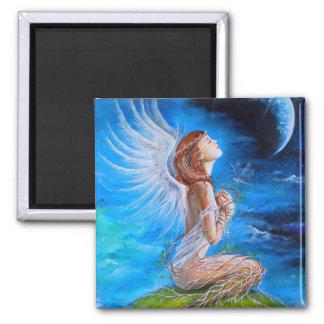 El rezo del ángel iman para frigorífico