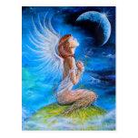 El rezo del ángel postal