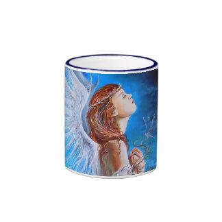 El rezo del ángel tazas de café