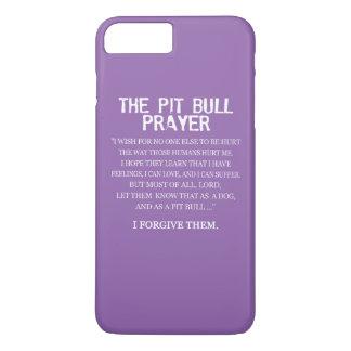 El rezo del pitbull funda iPhone 7 plus