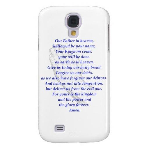 El rezo del SEÑOR Funda Para Galaxy S4