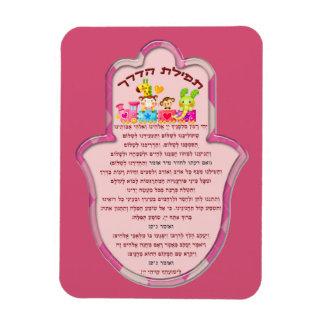 El rezo del viajero en el imán hebreo