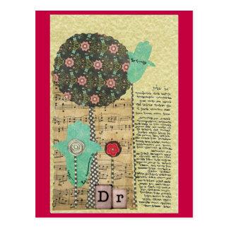 El rezo para la hembra, arte judío hebreo del postales