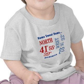 el rhinebeck coordina náutico camisetas