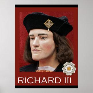 ¿El Richard III real se levantará por favor? Póster