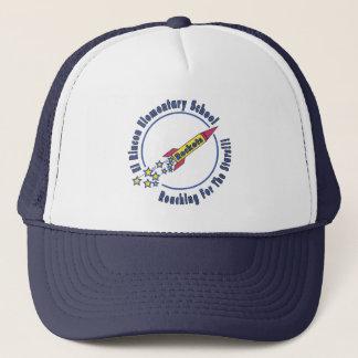 El Rincon Rocket Trucker Hat (navy blue)