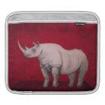 El rinoceronte blanco mangas de iPad