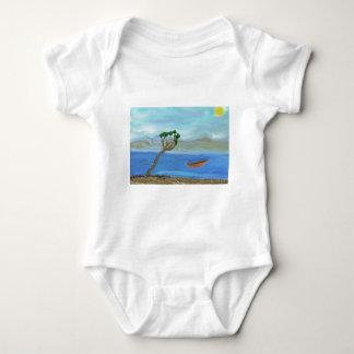 El río body para bebé