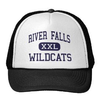 El río cae - los gatos monteses - arriba - las caí gorras