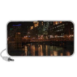 El río Chicago Mini Altavoces
