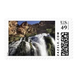 El río Colorado, Gran Cañón, Arizona, unido Sello