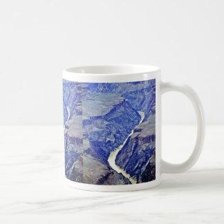 El río Colorado - Gran Cañón Taza De Café
