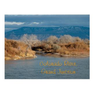 El río Colorado, Grand Junction Postales