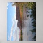 El río Colorado Poster
