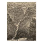 El río Colorado Tarjetas Postales