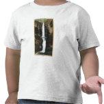 El río Columbia, O - caídas y Benson de Multnomah Camisetas