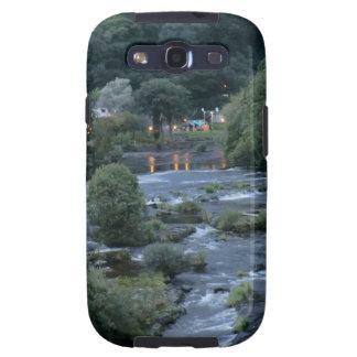 El río Dee, en Llangollen, Denbighshire, País de Galaxy S3 Protector