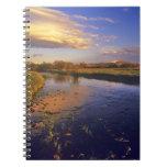 El río grande del agujero en Jackson cercana liger Libros De Apuntes