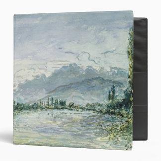 """El río Isere en Grenoble, 1877 Carpeta 1 1/2"""""""