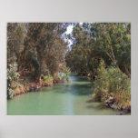 El río Jordán Posters