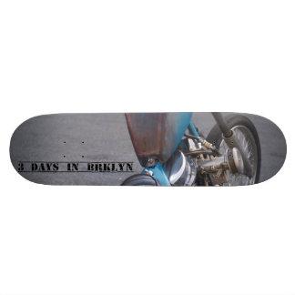 El río Mad Motor Company - serie #1 - BRKLYN Tablas De Skate