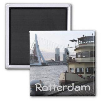 El río Mosa, Rotterdam Imanes Para Frigoríficos