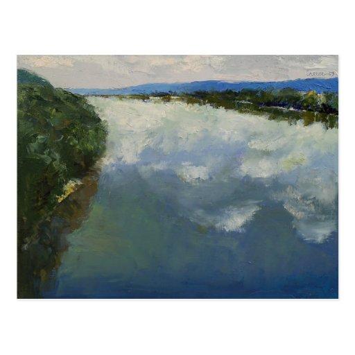 El río Ohio Postal