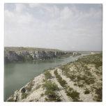 El río Rio Grande, Tejas, los E.E.U.U.