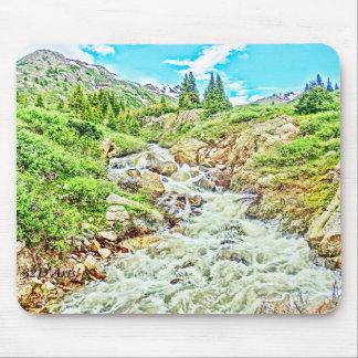 El río Roaring Fork, cojín de ratón de no. 13 de Alfombrilla De Ratones