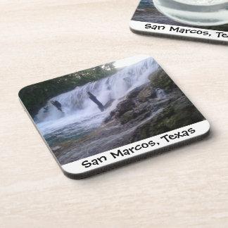 El río San Marcos cae práctico de costa del corcho Posavaso