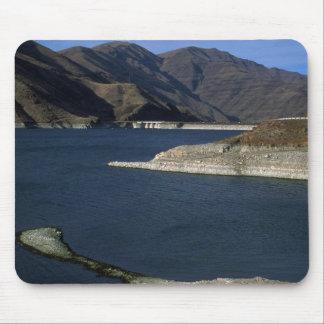 El río Snake contenido Idaho Alfombrilla De Ratones