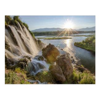 El río Snake en Idaho Postal