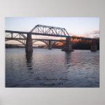 El río Tennessee Impresiones