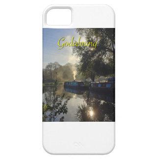 ¡El río Wey Godalming - hermoso! iPhone 5 Cárcasa