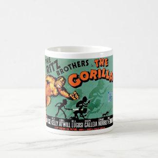 El Ritz Bros en el Gorilla Tazas De Café