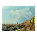 El Riva Degli Schiavoni, 1724-30 Tarjetas Postales