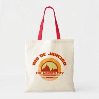 El rj de la ciudad de la maravilla bolsa tela barata