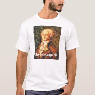 El Robespierre revolucionario incorruptible Playera