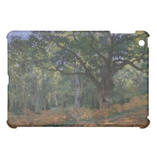 El roble de Bodmer, bosque de Fontainebleau, Claud
