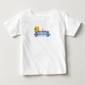 "El roble fanfarronea a diseño del ""embarcadero"" tee shirt"