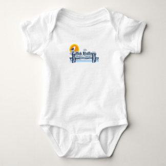 """El roble fanfarronea a diseño del """"embarcadero"""" t-shirts"""