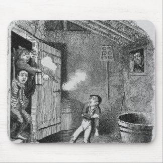 El robo de las aventuras de Oliverio Tapete De Ratones