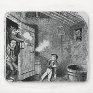 El robo de las aventuras de Oliverio Tapetes De Raton